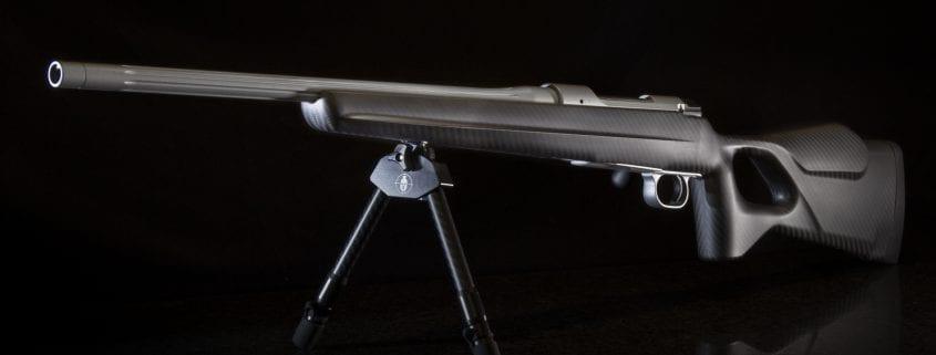 Carbonschaft für Mauser M12