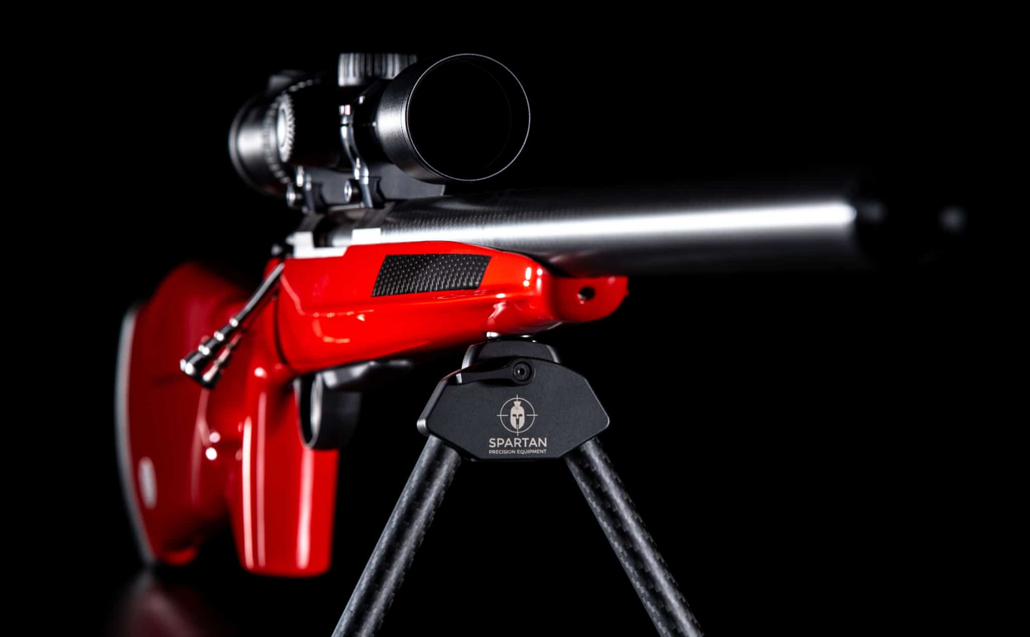 Carbonstock Custom Red