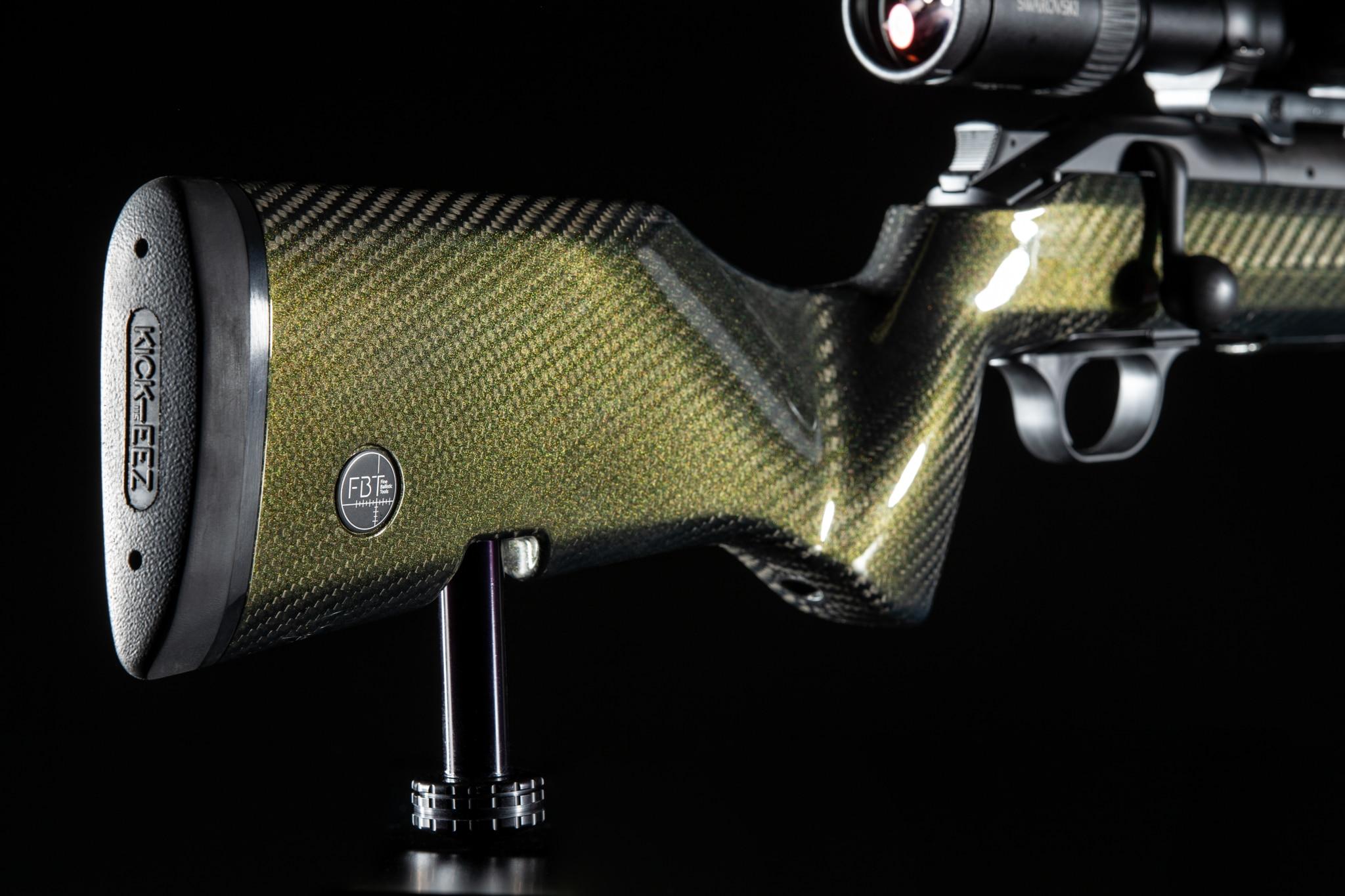 Carbonstock Custom Black/Yellow