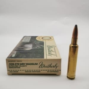 .338-378 Weatherby
