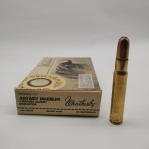 .460 Weatherby Magnum